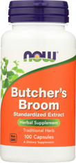 Butchers Broom - 100 Capsules