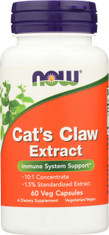 Cat's Claw Extract - 60 Veg Capsules