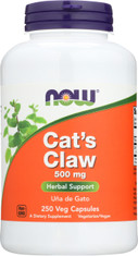 Cat's Claw 500 mg - 250 Capsules