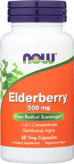 Elderberry Extract 500 mg Vegetarian - 60 Vcaps®