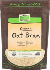Organic Oat Bran - 14 oz