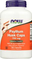 Psyllium Husk 750 mg - 180 Capsules