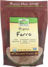 Farro, Organic - 16 oz.