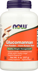 Glucomannan Pure Powder - 8 oz.