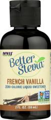BetterStevia® Liquid Extract (French Vanilla) - 2 oz.