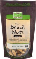 Brazil Nuts, Raw - 12oz