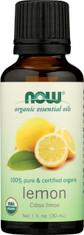 Lemon Oil (Certified Organic) - 1 oz.