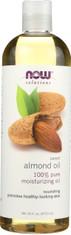 Sweet Almond Oil - 16 oz.
