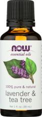 Lavender & Tea Tree Oil - 1oz