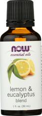 Lemon Eucalyptus Oil - 1oz