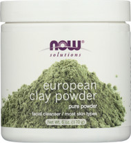 European Clay Powder - 6 oz.