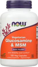 Glucosamine & MSM - 120 Vcaps®