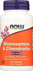 Glucosamine & Chondroitin - 60 Capsules