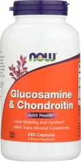 Glucosamine & Chondroitin - 240 Capsules