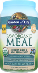 Garden of Life Raw Meal Original Unflavored 32 oz (908g)