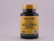 Mega-Stress Sustained Release 30 Tablets