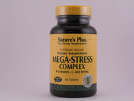Mega-Stress Sustained Release 60 Tablets