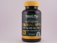 Cal/mag With D3/k2 90 Tablets