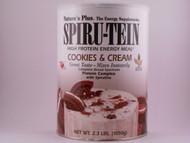 Spirutein (Spiru-tein) Cookies & Cream 2.3 LB 2.3