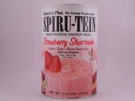 Spirutein (Spiru-tein) Strawberry Scake 1.02 LB 1.02
