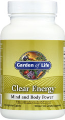 Clear Energy 60 Caplets