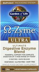 Omega-Zyme Ultra  90 Capsules