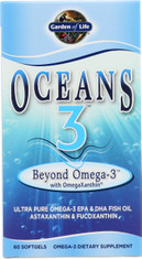 Oceans 3 - Beyond Omega 3 60 Softgels
