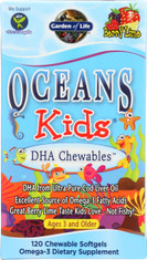 Oceans 3 - Oceans Kids 120 Chewables