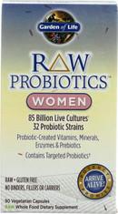 Raw Probiotics Women 90 Capsules