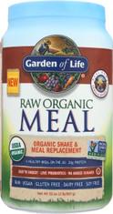 RAW Organic Meal Vanilla Chai 1115g Powder