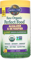 Perfect Food Raw Alkalizer & Detoxifier 285g Powder