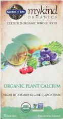 Mykind Organics Plant Calcium 90 Organic Tablets