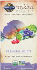 Mykind Organics Prenatal Multi 90 Organic Tablets