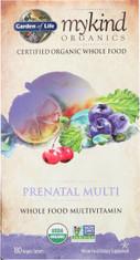 Mykind Organics Prenatal Multi 180 Organic Tablets