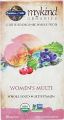 Mykind Organics Women's Multi 60 Organic Tablets