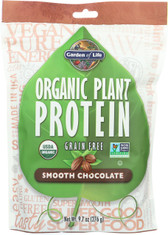 Organic Plant Protein - Smooth Chocolate 280g