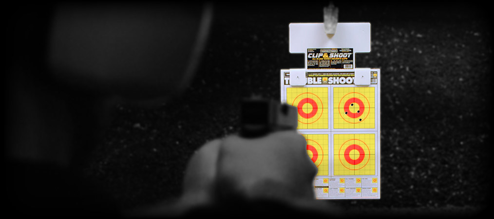 Paper Shooting Targets