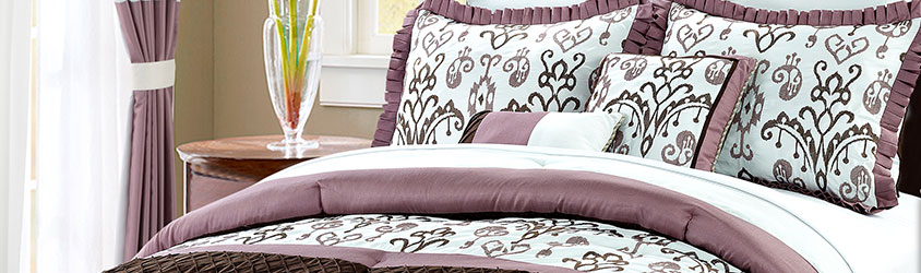 Complete comforter sets save time and monney