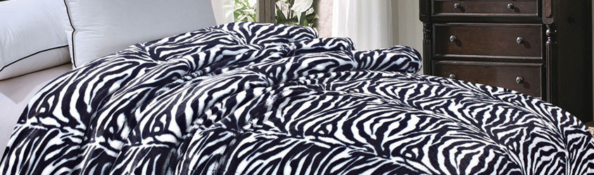 Faux Fake Fur Blanket Collections