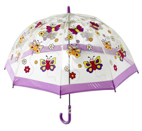 Child's Butterflies Umbrella Front