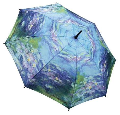 Monet Water Lilies Open Long currently not available. Compact (folded) available now.