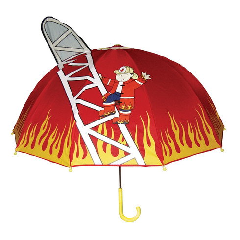 Child's Fireman Umbrella