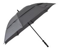 Platinum Vented Golf Umbrella Side