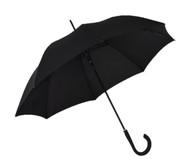 Lotus Black Umbrella Side