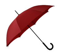 Red UPF Umbrella Side