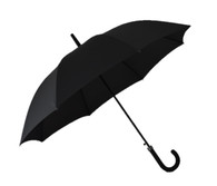 Classic Black Umbrella Side