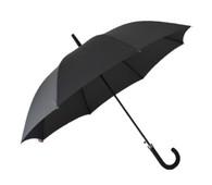 Classic Grey Umbrella Side