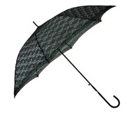 Emerald Lace Umbrella Side