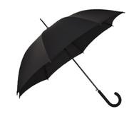 Black UPF Umbrella Side