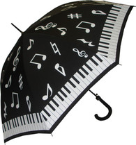 Piano Keys Full Length Umbrella